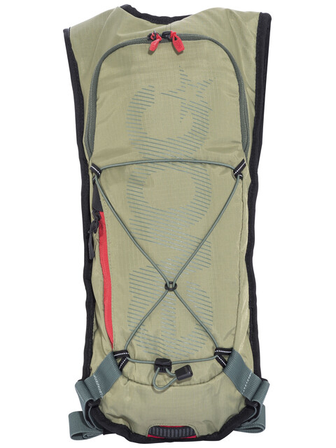 EVOC CC Backpack 3 L + Hydration Bladder 2 L olive